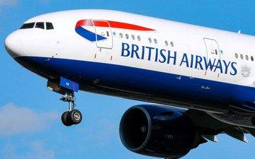 british airways самолет