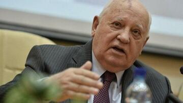М. Горбачёв