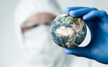 Пандемия эгаллаган дунёга объективдан объектив назар (+фото)