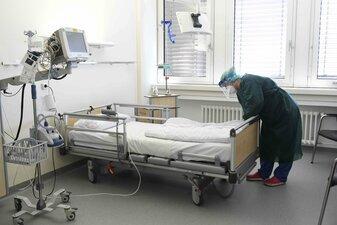 Чилонзордаги хусусий клиника коронавирусни даволашга мослаштирилди
