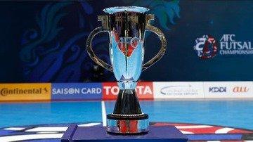 Футзал бўйича Осиё Чемпионати 23 март – 3 апрель кунлари бўлиб ўтади