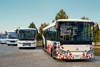 Самарқадда ишлаб чиқарилаётган янги моделдаги автобуслар ЕОИИ давлатларига экспорт қилинади