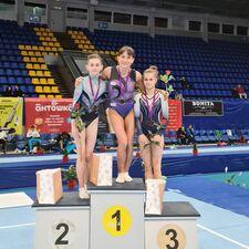 Оксана Чусовитовнадан навбатдаги медал