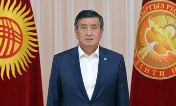 Қирғизистон президенти Сооронбай Жээнбеков истеъфога чиқди