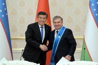 Қирғизистон Президенти Мирзиёевни туғилган куни билан табриклади