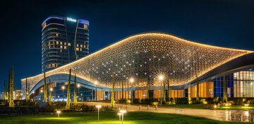 1Tashkent City