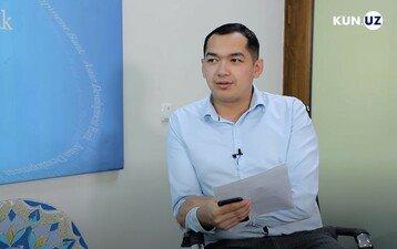ИИВ ходимлари томонидан калтакланган Kun.uz журналисти вазир истеъфосини сўраяпти