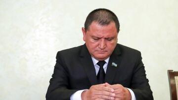 Шуҳрат Ғаниев Фарғона ҳокими лавозимидан озод қилинди