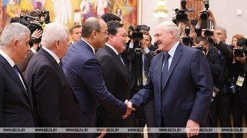 Абдулла Арипов Лукашенко қабулида бўлди