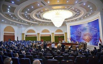 В Душанбе