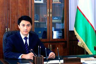 Бухоро давлат тиббиёт институти ректори Президент маслаҳатчиси этиб тайинланди